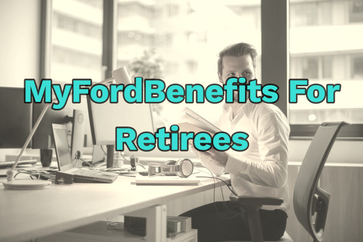 MyFordBenefits For Retirees